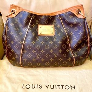 Louis Vuitton Galleira Monogram PM